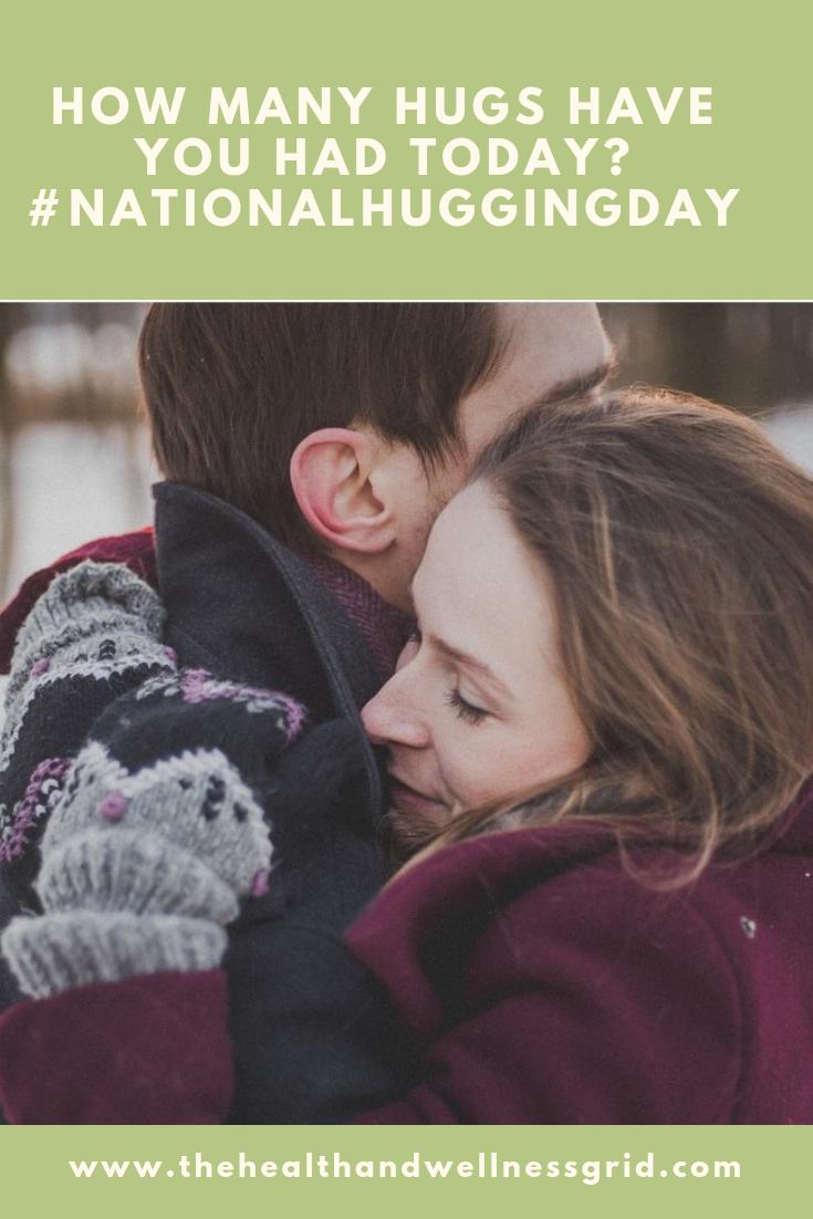 national hugging day pinterest image