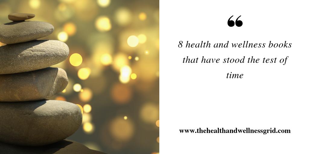 health and wellness books list