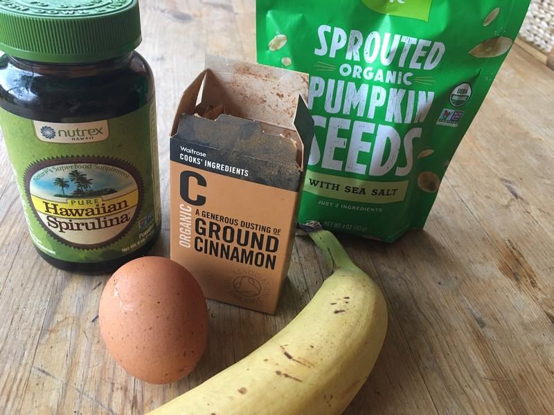 healthy pancake recipe ingredients