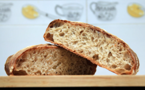 yeast free sourdough bread for a candida diet